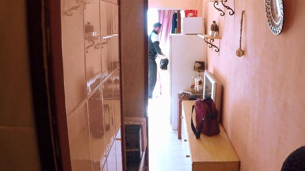 Una propietaria se entera que su piso ha sido okupado gracias a 'En el punto de mira'