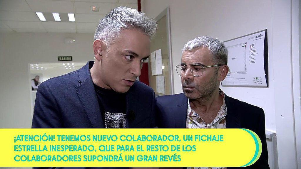 """Kiko Hernández, sobre el nuevo fichaje de 'Sálvame':  """"Si mi opinión importa algo, diré que no estoy de acuerdo"""""""