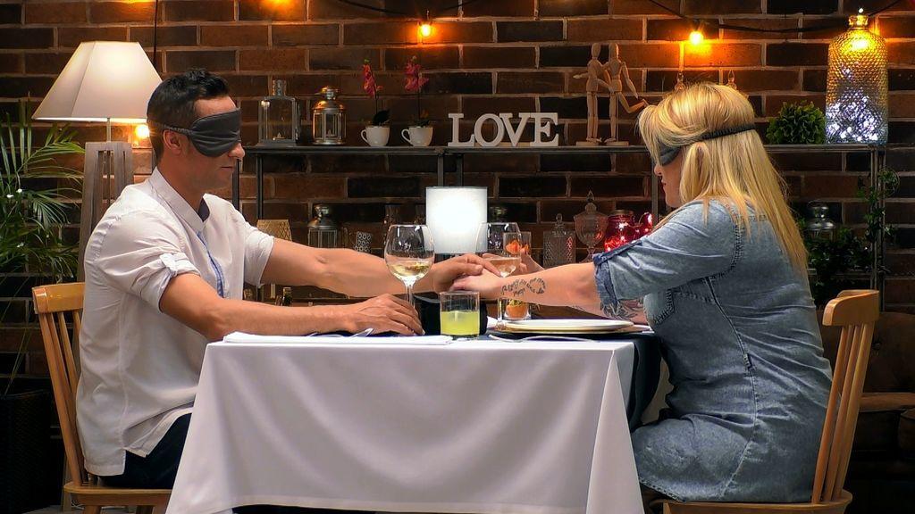 Edición especial 'citas a ciegas' en 'First Dates'