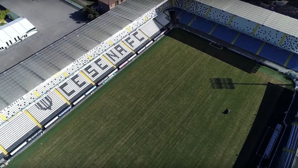 Orogel Stadium Dino Manuzzi Cesena FC fine lavori 2018-2019
