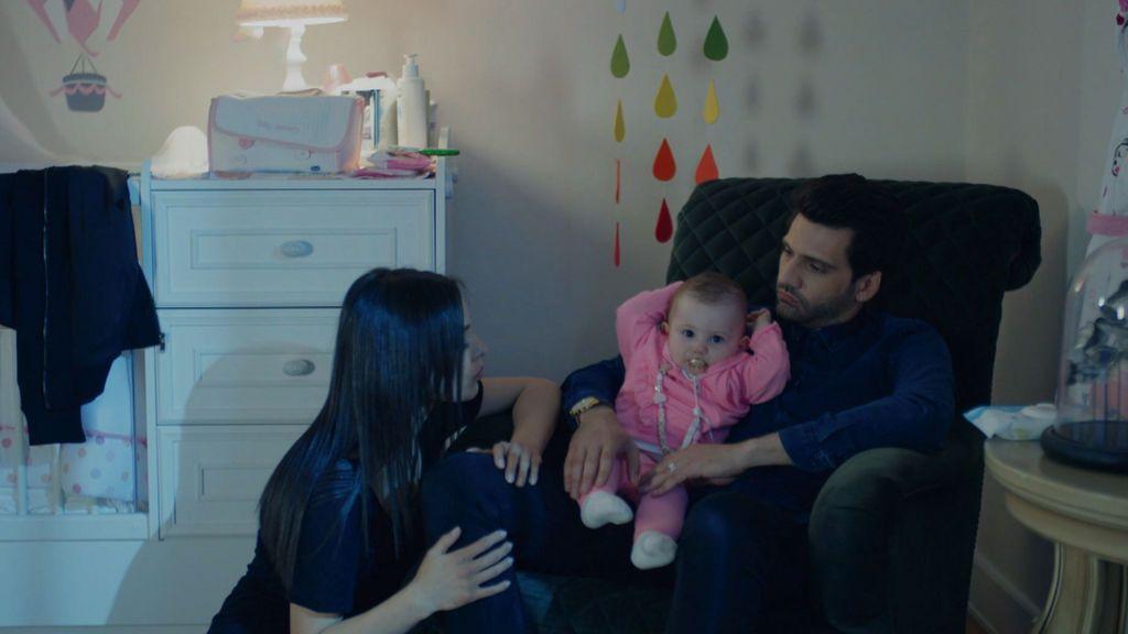 Las emotivas palabras de Zeynep a Emir