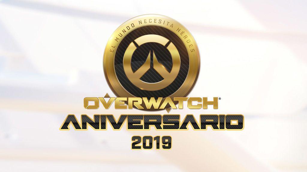 Overwatch: llega el evento de aniversario 2019