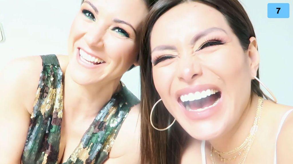 """Miriam y María Jesús Ruiz, en el tag de las ganadoras de reality: """"De víctimas nada"""" (1/2)"""