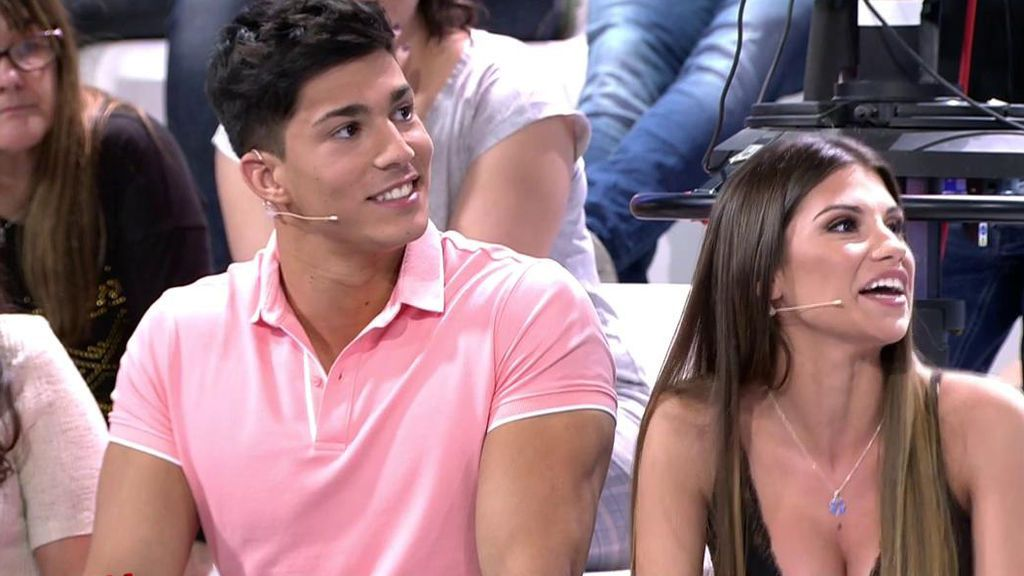 """Jenni y Martí regresan felices y enamorados: """"Estamos muy bien juntos"""""""