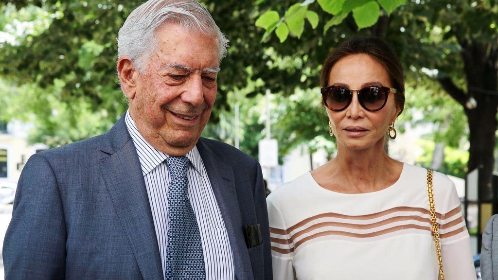 Mario Vargas Llosa defiende el sexo en la vejez