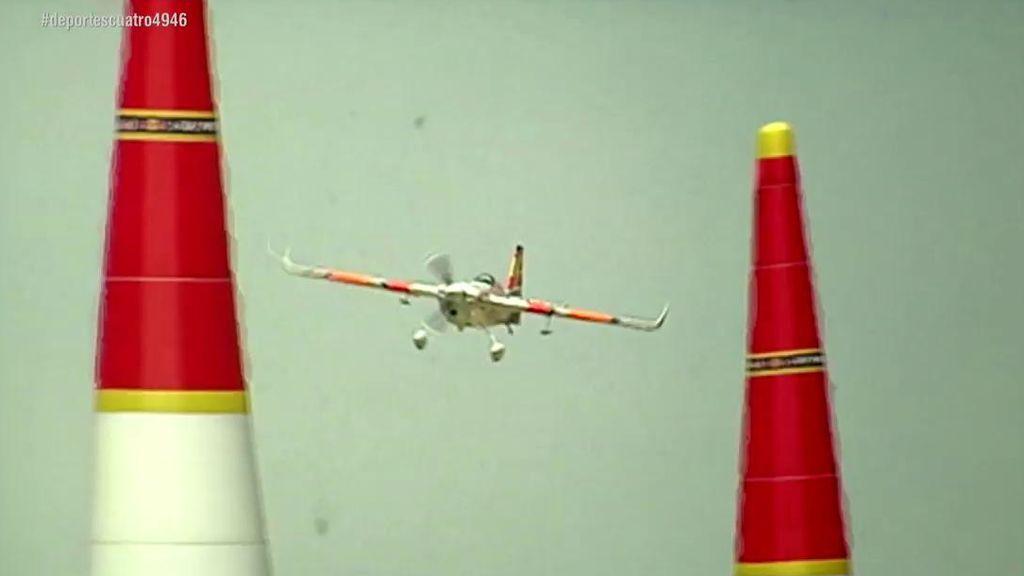 Abu Dabi firma la carrera más ajustada de la historia de la aviación en velocidad: tan sólo tres centésimas de diferencia