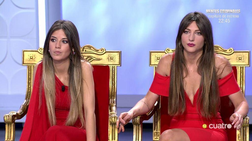 Vuelven las tronistas: Jenny y Carmen