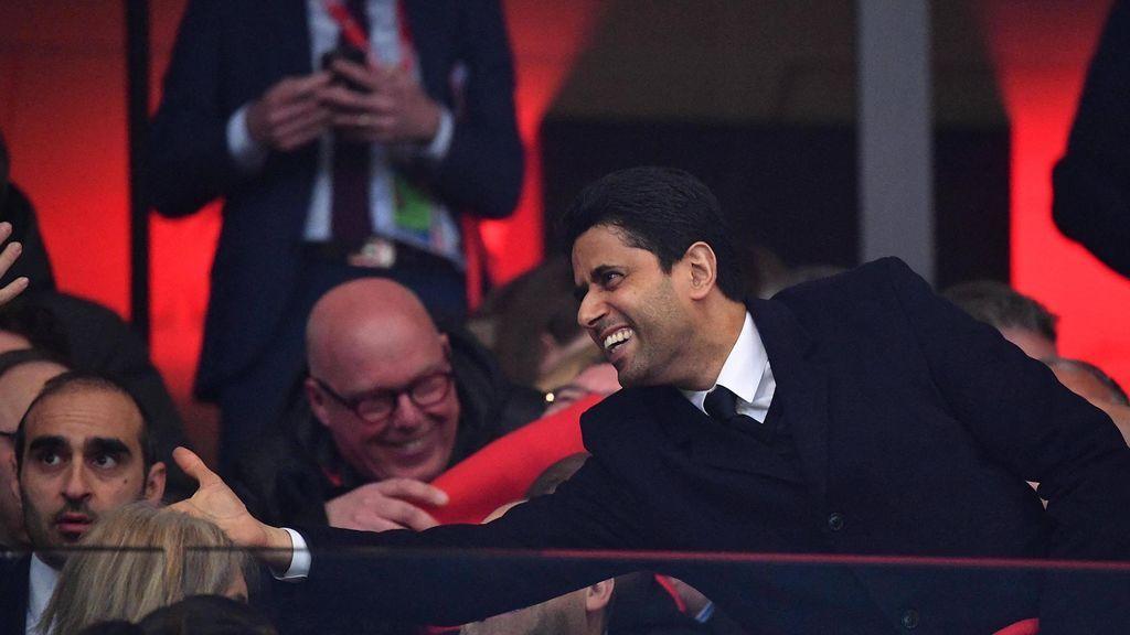 """Al Khelaifi, presidente del PSG,  imputado por """"corrupción activa"""" relacionado con el Mundial de Atletismo de Catar"""