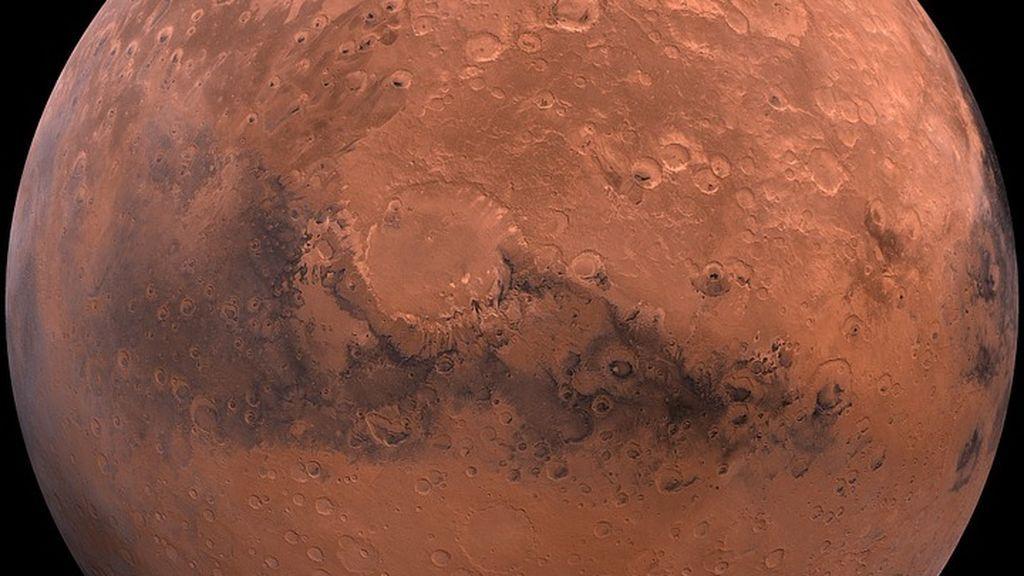 Tu  nombre, en Marte