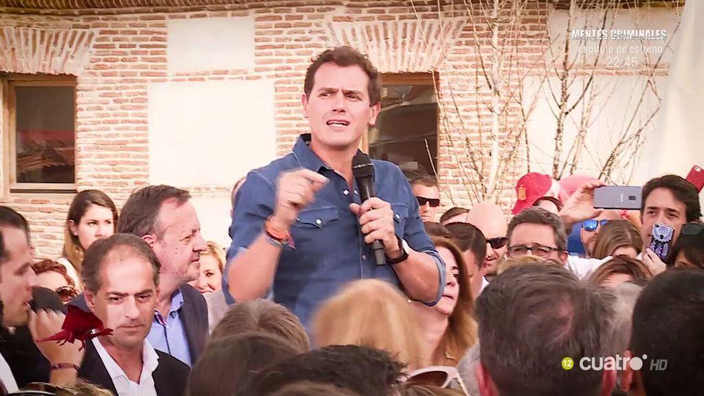 'Todo es mentira' entrega a Pablo Casado un mensaje en exclusiva de Albert Rivera