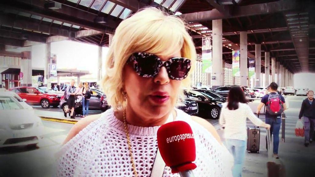 Bárbara Rey habla sobre la oferta de 'Supervivientes' y su relación con Chelo y Pantoja