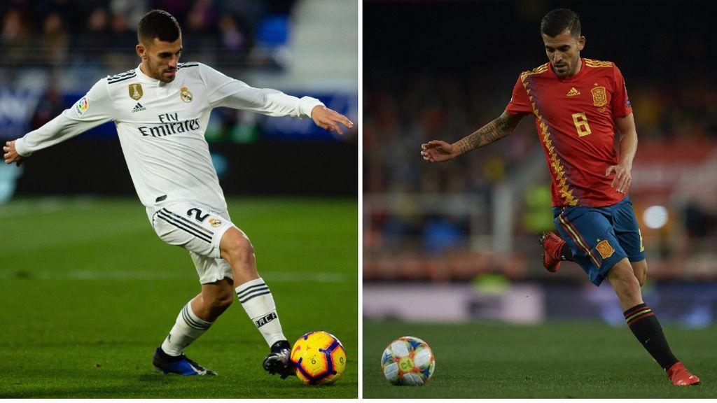 La temporada de Ceballos antes del Europeo Sub-21: del protagonismo con Lopetegui y Solari, al ostracismo con Zidane