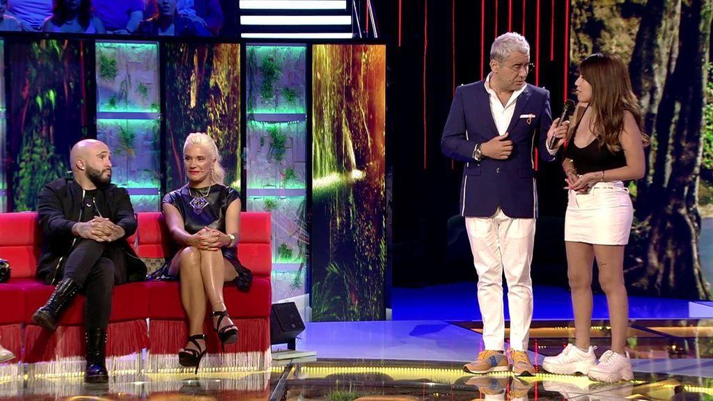 Jorge Javier intenta sin éxito una nueva reconciliación de Kiko e Isa Pantoja