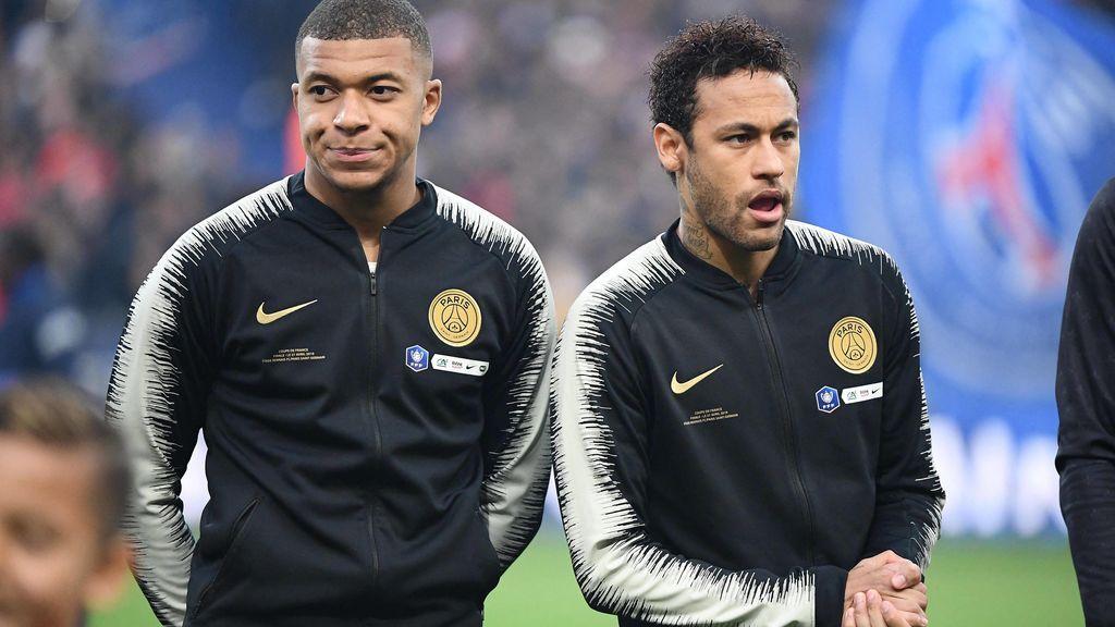 ¿Si solo pudieras fichar a uno, a por quién irías: Mbappé o Neymar?