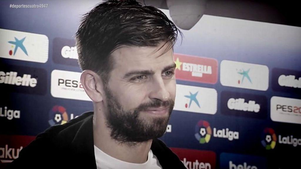 """Piqué habla tras el batacazo de Anfield: """"Fue una pesadilla que va a perdurar en el tiempo"""""""