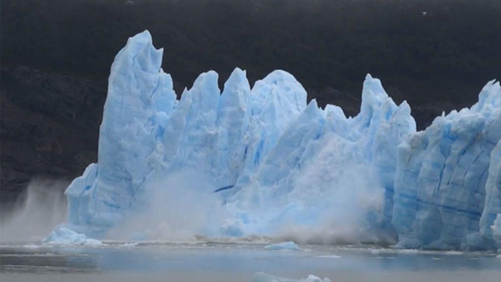 De no actuar, el hielo de la Patagonia seguirá cayendo