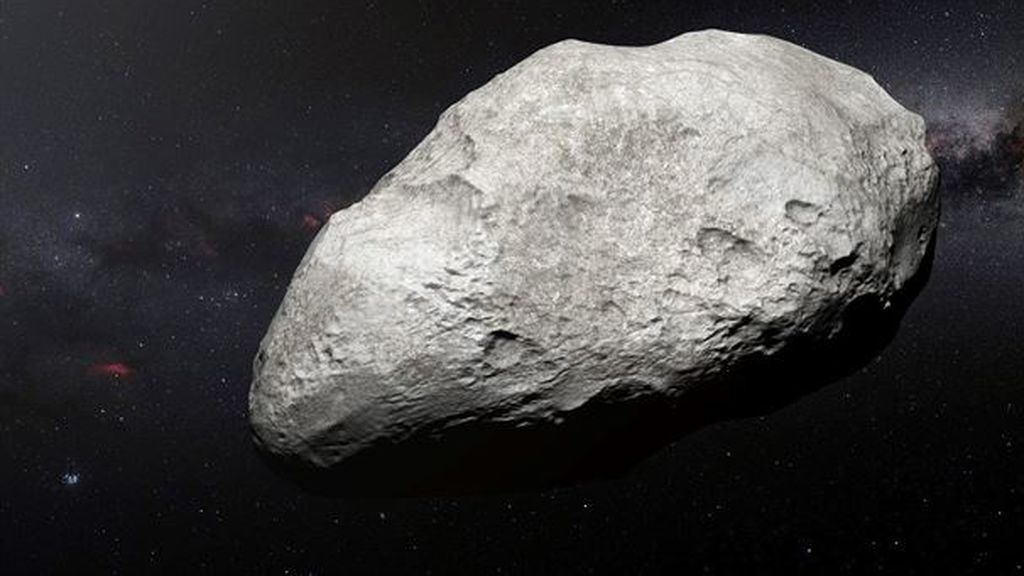Un asteroide peligroso se acerca a la Tierra