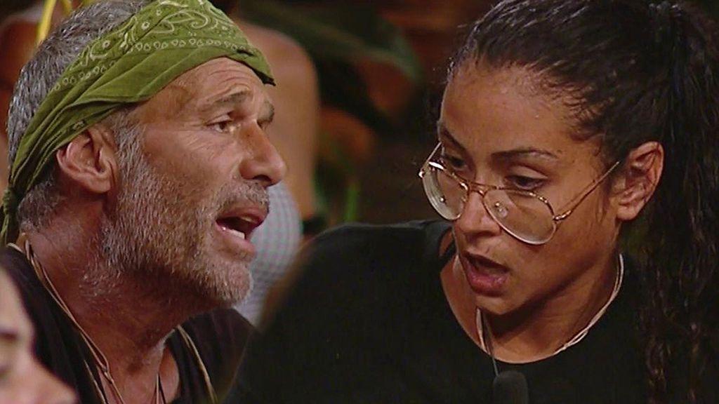 Vota: ¿Con quién te posicionas en la discusión entre Carlos Lozano y Dakota? #noteresistas