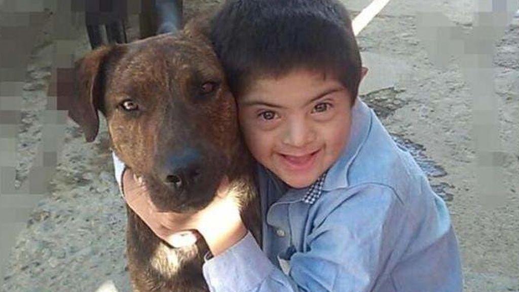 Envenenan y matan al perro de un niño con Síndrome de Down