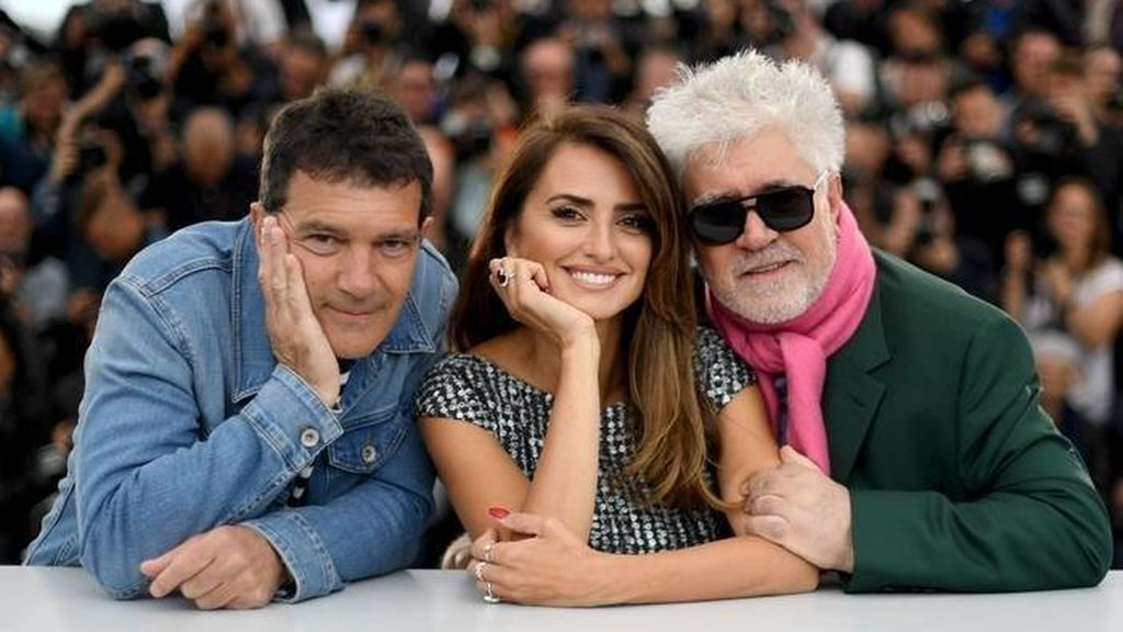 Antonio Banderas se corona como mejor actor en Cannes por 'Dolor y Gloria'