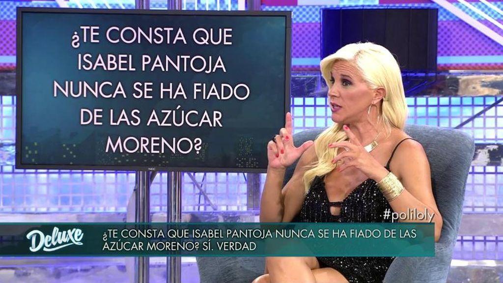 La verdad de 'Azúcar Moreno' antes de ir a la isla