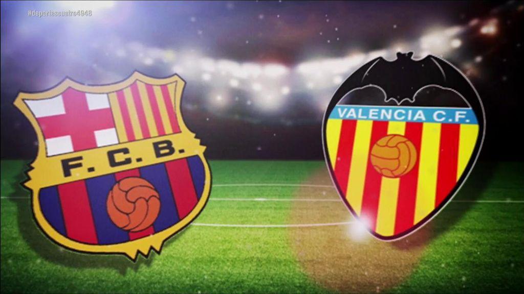 Sevilla busca nuevo rey: Los retos del Barcelona y Valencia de cara a la final de la Copa del Rey