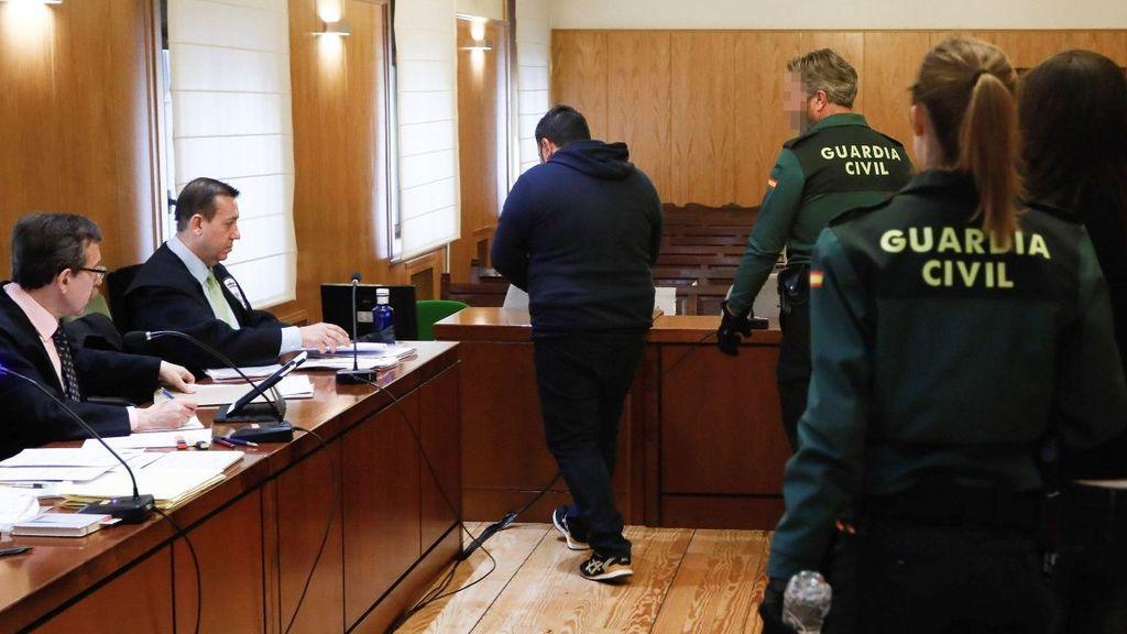 Roberto y Davinia, culpables del asesinato de una niña de 4 años en Valladolid
