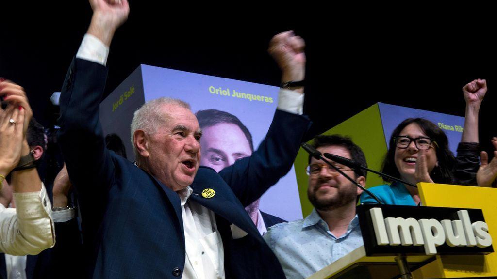 Maragall arrebata a Colau la Alcaldía de Barcelona por 5.000 votos y tras un empate técnico