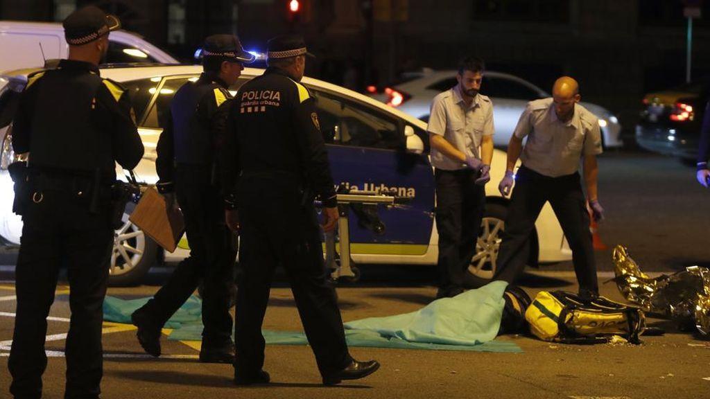 Muere atropellado un repartidor de Glovo en Barcelona