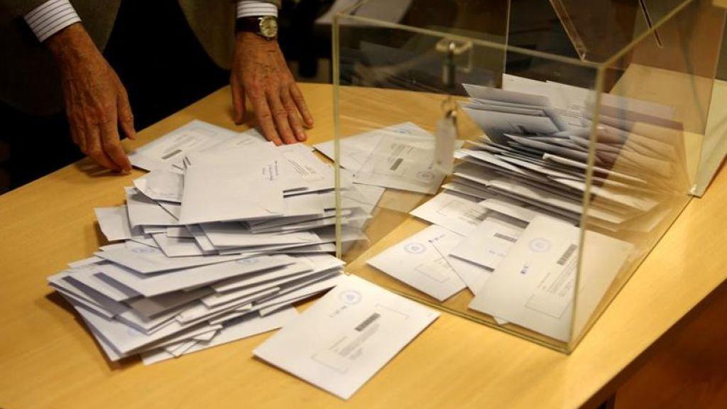 Jornada electoral del 26M: 180.219 ciudadanos atenderán 60.073 mesas electorales