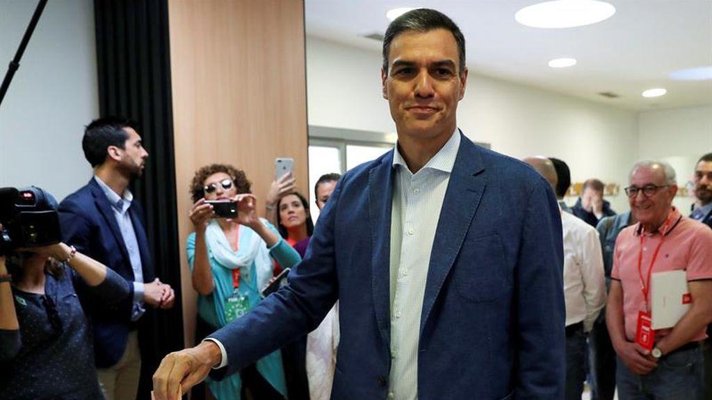 Jornada electoral del 26M en imágenes