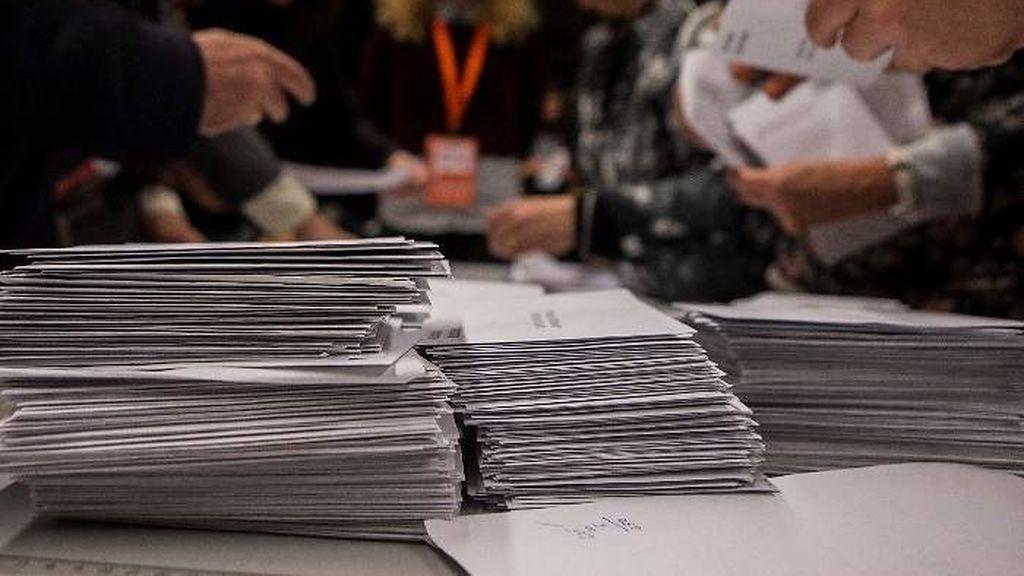 Triple jornada electoral del 26M: así será el recuento de votos