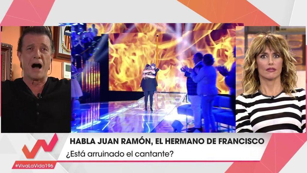 """Emma García alucina con la entrevista al hermano de Francisco: """"Me parece surrealista"""""""