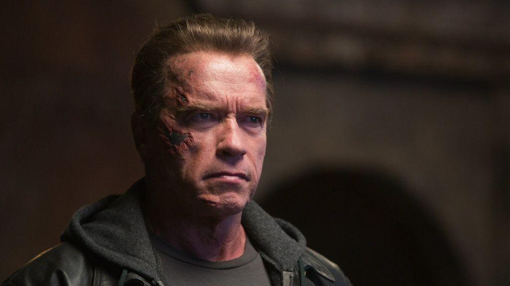 """Un Schwarzenegger en modo Terminator avisa sobre el desalojo de una anciana: """"Oiréis de mí"""""""