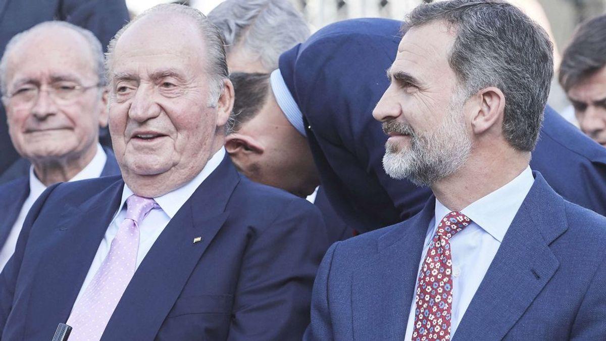 """El rey Juan Carlos anuncia su retirada de la vida pública con una carta a su hijo: """"Ha llegado el momento de pasar página"""""""