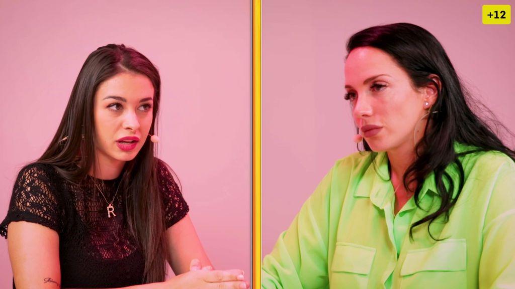 El pasado siempre vuelve: Samira y Ruth Basauri se sientan cara a cara (2/2)