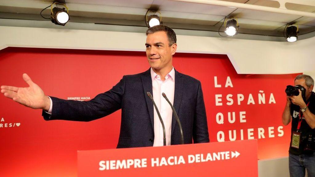 El PSOE gana, Madrid salva a Casado, Rivera no logra el sorpasso e Iglesias se hunde y no da la cara