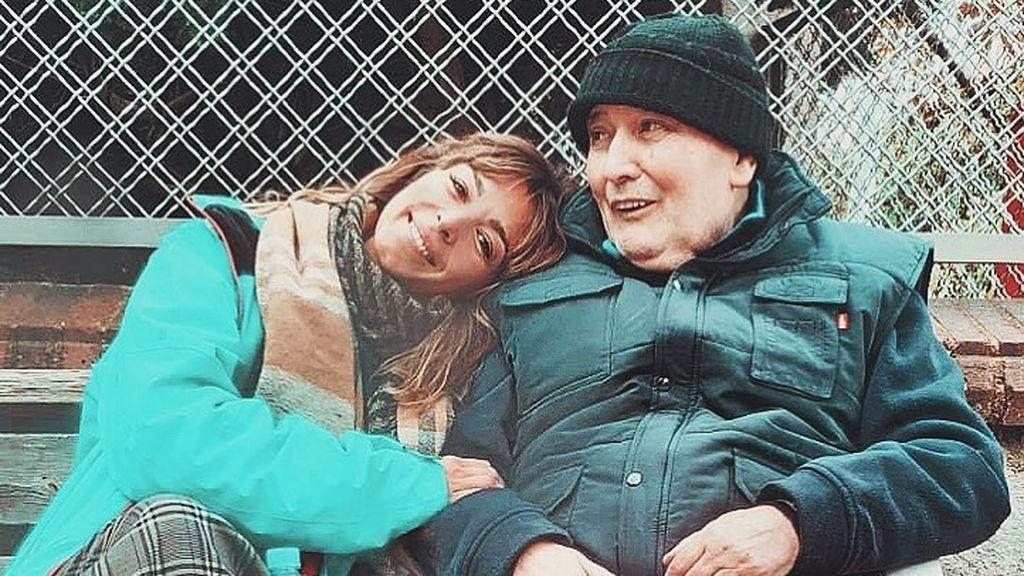 """La despedida de Gisela a su padre tras su fallecimiento: """"Encontraré consuelo cantándote desde aquí"""""""