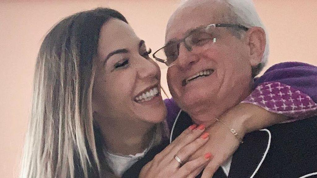"""Tamara Gorro preocupada por su abuelo-padre: """"Una realidad que nunca he querido aceptar"""""""