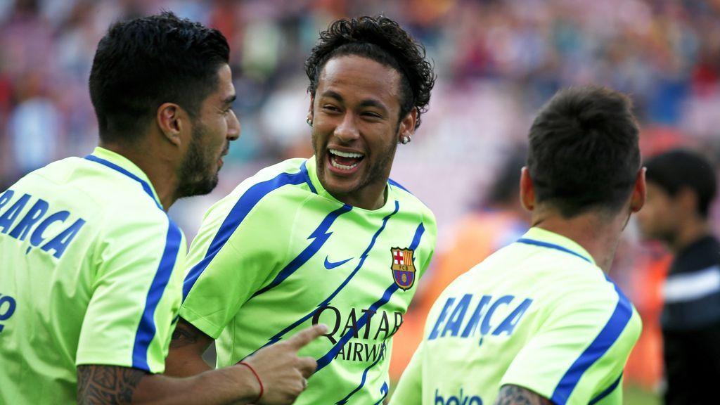 El Barça prepara un trueque Neymar-Dembelé para recuperar al brasileño según Rac 1