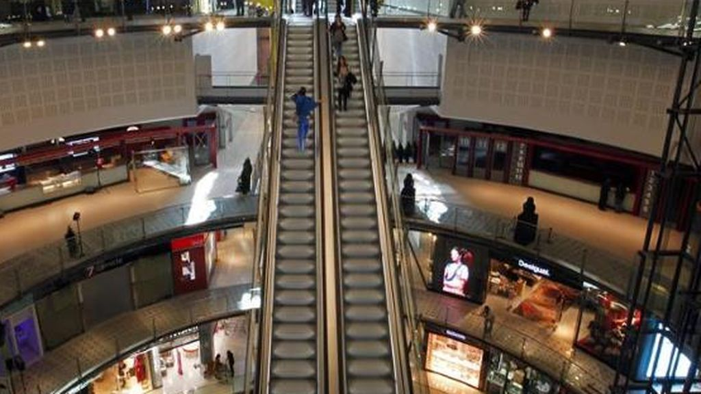 España será el tercer país de Europa que más centros comerciales abra de aquí a 2020