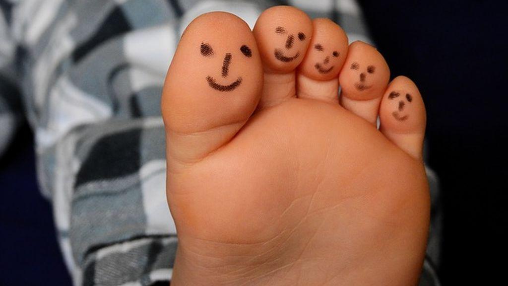 Test de personalidad: qué dice la forma de tu pie sobre ti