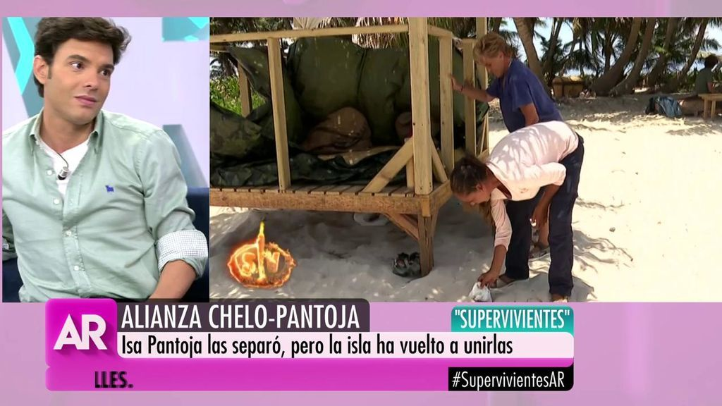 """Antonio Rossi: """"Isabel Pantoja volverá a traicionar a Chelo"""""""