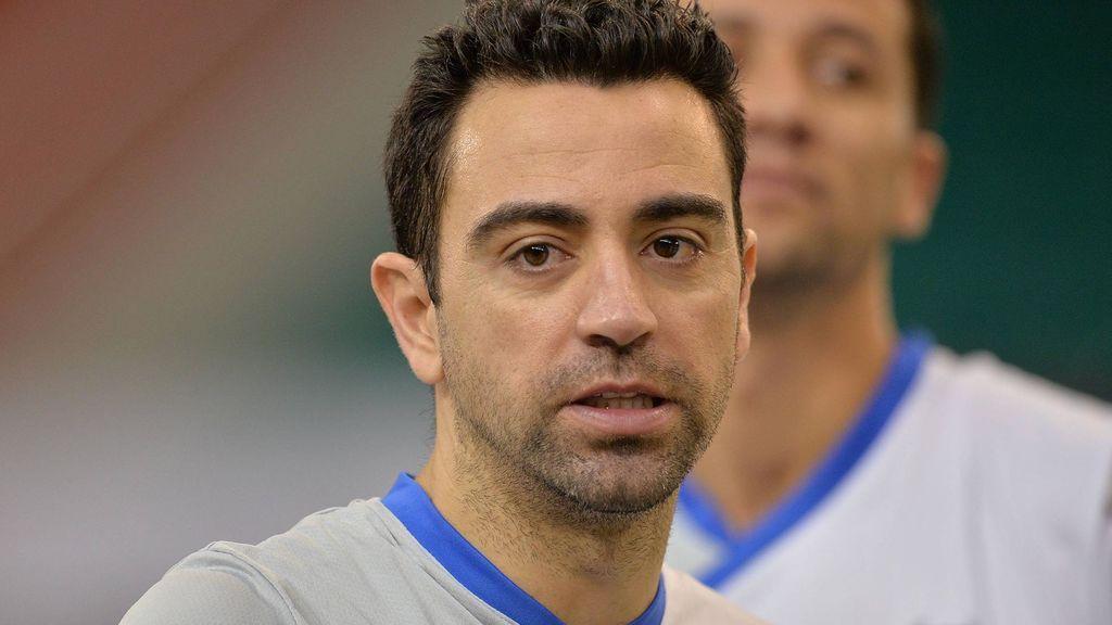 Ya es oficial: Xavi inicia su carrera como entrenador en el Al Sadd