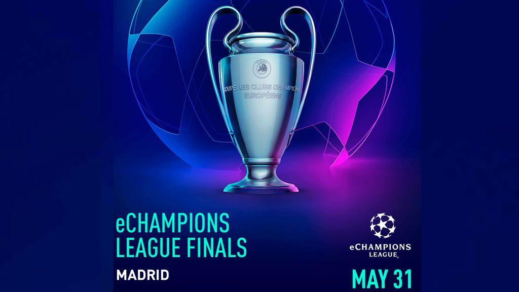 La final de la eChampions League se celebra también en Madrid