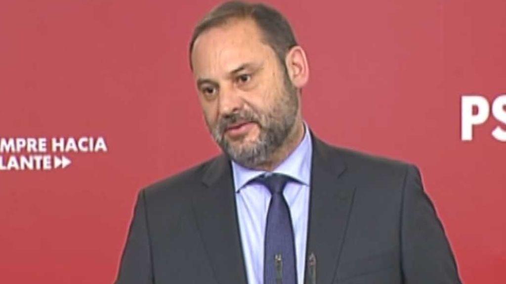 """El PSOE """"no da por perdido nada"""" y pide a Ciudadanos que no pacte con Vox"""