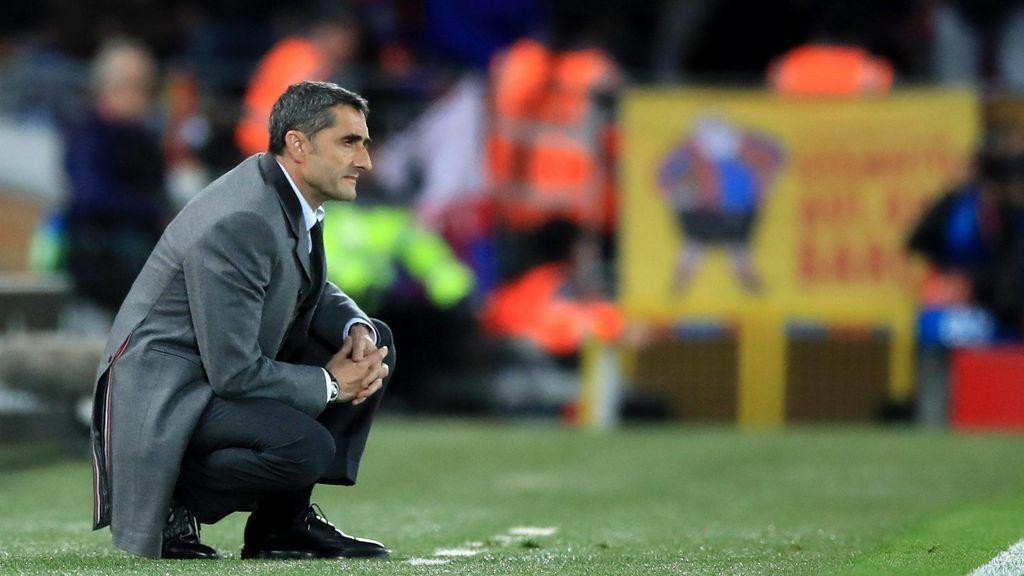 Los motivos que tendría la directiva del Barça para cesar a Ernesto Valverde