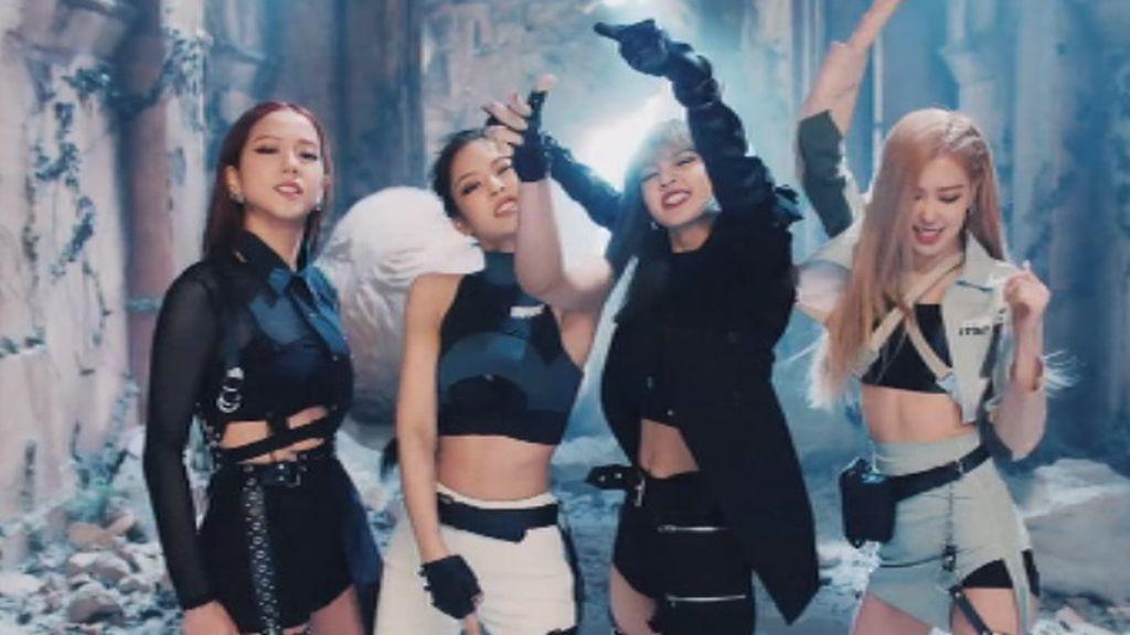 Blackpink, el huracán 'K-Pop', aterriza en Barcelona