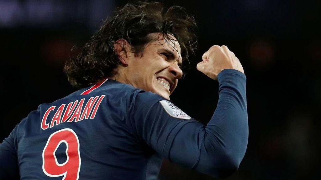 El Atlético de Madrid elige a Cavani como delantero: el uruguayo quiere venir pero tiene que salir Diego Costa