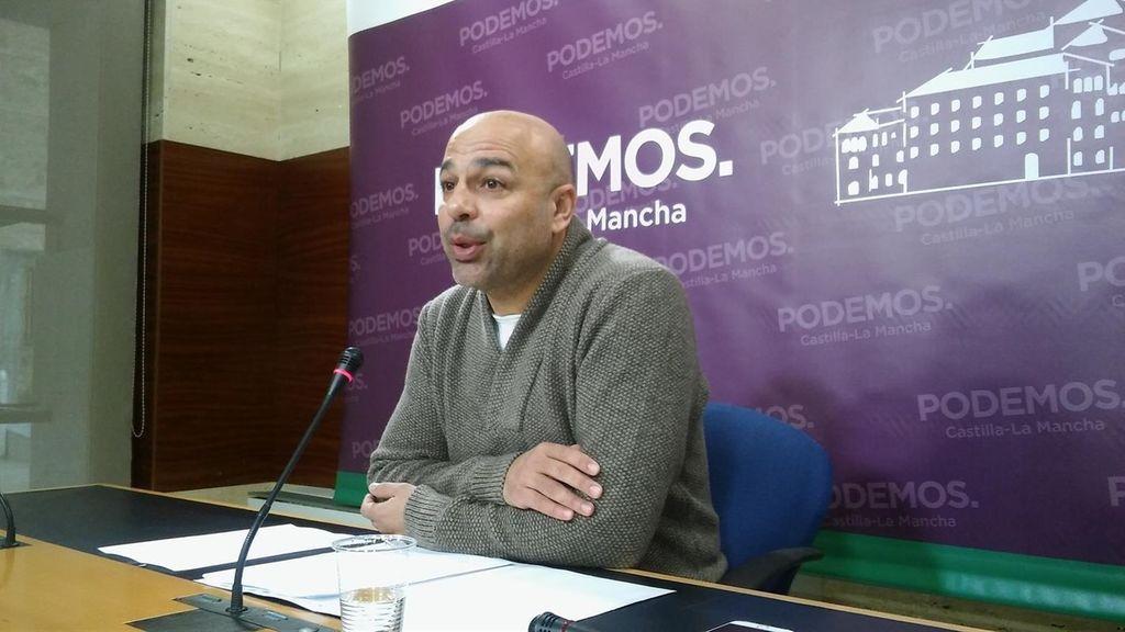 La dirección de Podemos en Castilla-La Mancha dimite en bloque